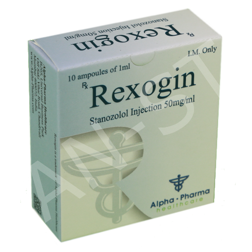 Rexogin (ALPHA PHARMACEUTICALS)