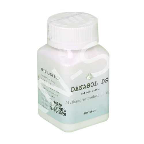 Danabol DS (BODY RESEARCH)