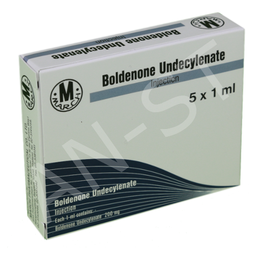 Boldenone Undecylenate (MARCH-THAILAND)