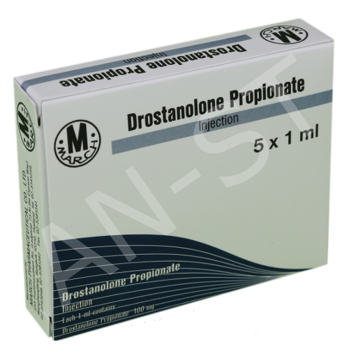 Drostanolone Propionate (MARCH-THAILAND)