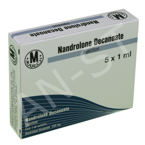 Nandrolone Decanoate (MARCH-THAILAND)
