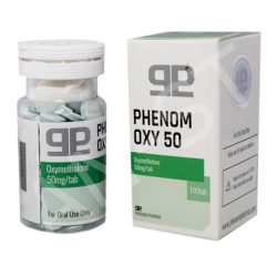 Oxy 50mg (PHENOM PHARMA)