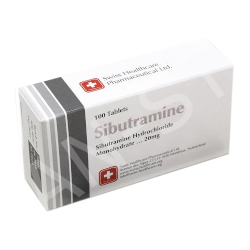 Sibutramine 20mg (SWISS HEALTHCARE)