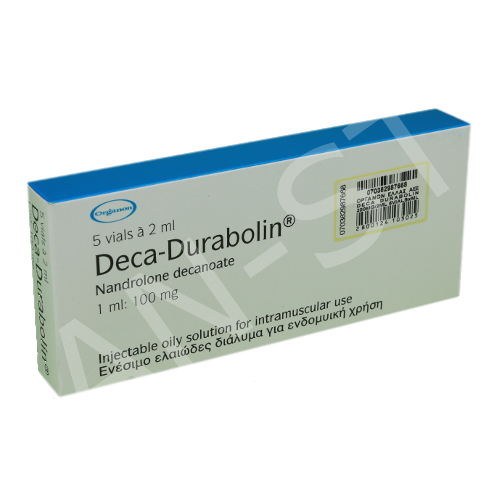 Deca Durabolin (ORGANON-HOLLAND)