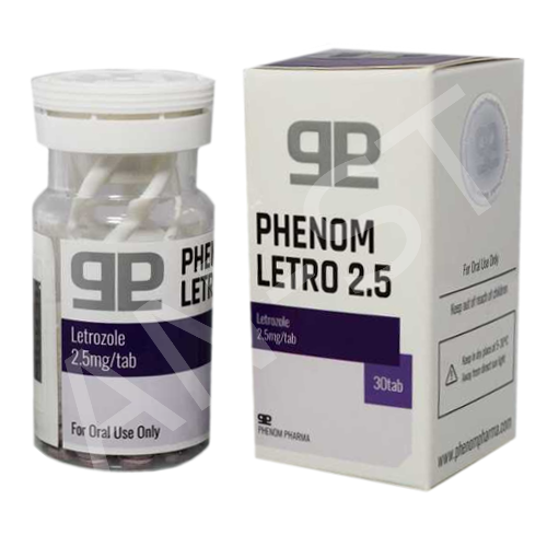 Letro 2.5mg (PHENOM PHARMA)